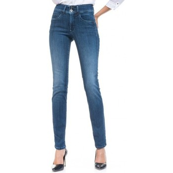 Vêtements Femme Jeans slim Salsa Jean  Secret Slim Push In Bleu Bleu