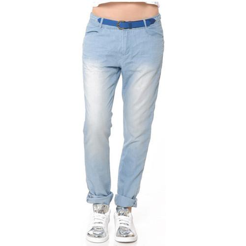 Jeans Kaporal Jeans  Rawa bleu Bleu 350x350