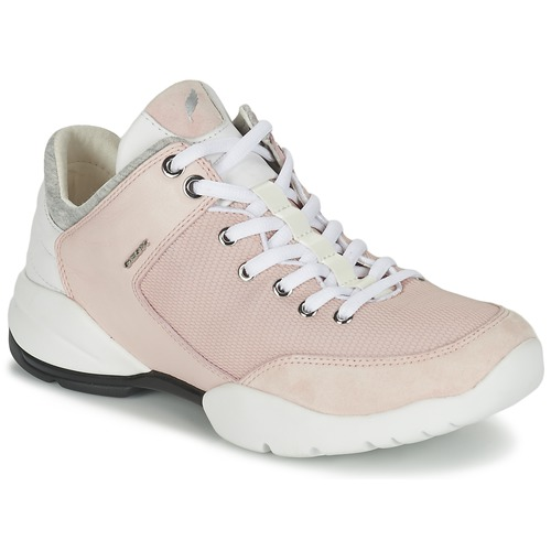 Chaussures Femme Baskets basses Geox SFINGE A Rose