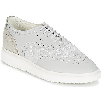 Chaussures Femme Baskets basses Geox THYMAR B Gris