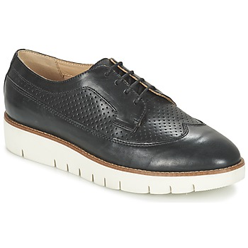 Chaussures Femme Derbies Geox D BLENDA A Noir