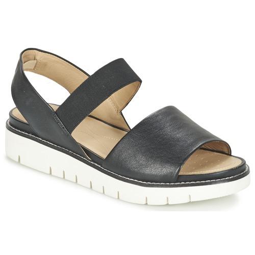 Chaussures Femme Sandales et Nu-pieds Geox D DARLINE C Noir