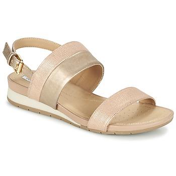 Chaussures Femme Sandales et Nu-pieds Geox D FORMOSA C Rose doré