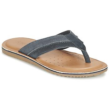 Chaussures Homme Tongs Geox U ARTIE B Marine