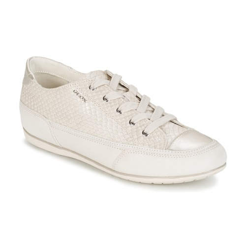 Chaussures Geox blanches Casual femme UBoO0wQKK