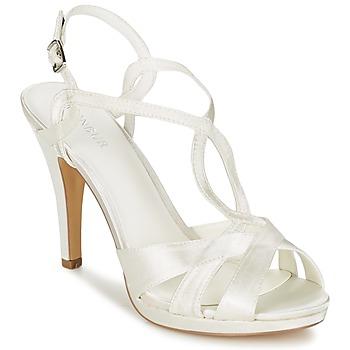 Chaussures Femme Sandales et Nu-pieds Menbur AMPARO Blanc