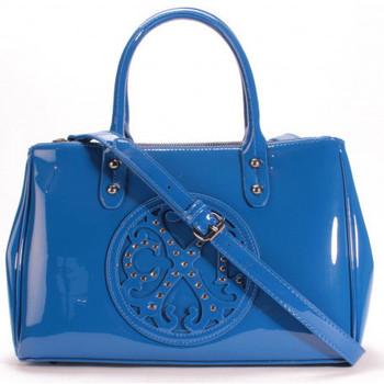 Sacs Femme Sacs Christian Lacroix Sac  Jonc Stud 7 Bleu Royal Bleu