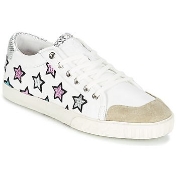 Chaussures Femme Baskets basses Ash MAJESTIC Blanc