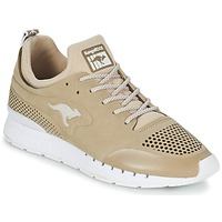 Chaussures Baskets basses Kangaroos COIL 2.0 MONO Beige
