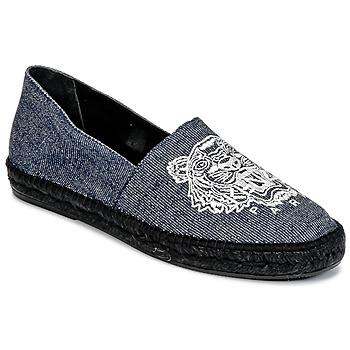 Chaussures Homme Espadrilles Kenzo SLIT Bleu