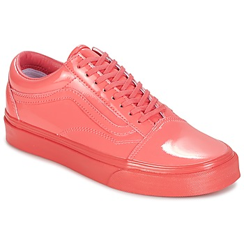 Chaussures Enfant Baskets basses Vans UA OLD SKOOL Corail