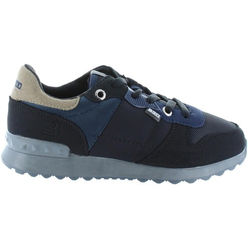 Chaussures Enfant Ville basse Bass3d 42054 Negro