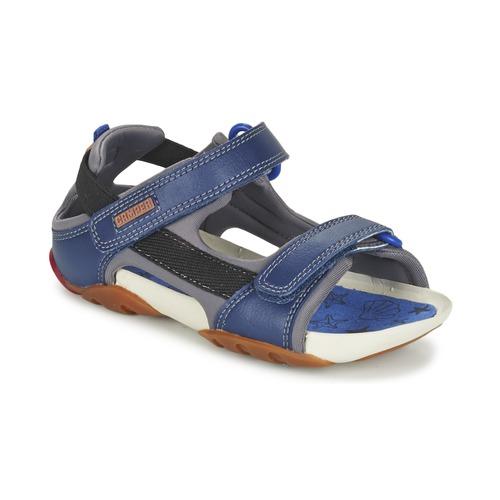 Chaussures Garçon Sandales et Nu-pieds Camper OUS Marine