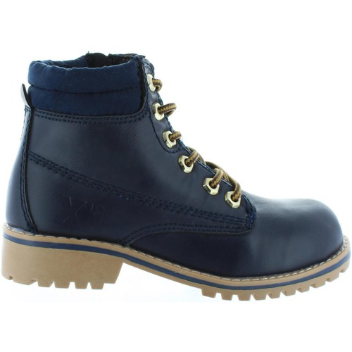 Chaussures Fille Bottines Xti 53946 Azul