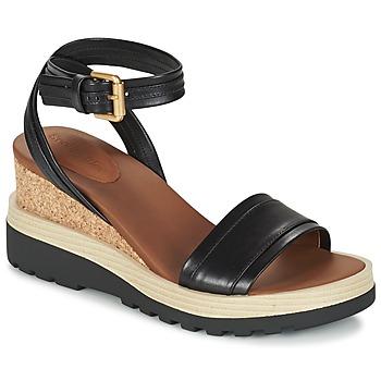 Chaussures Femme Sandales et Nu-pieds See by Chloé SB26094 Noir