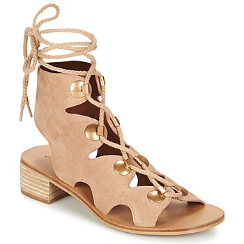 Chaussures Femme Sandales et Nu-pieds See by Chloé SB28231 Beige