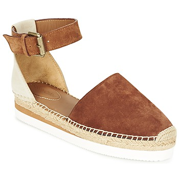 Chaussures Femme Espadrilles See by Chloé SB26150 Marron