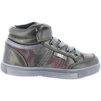 Chaussures Fille Baskets montantes Xti 53791 Gris