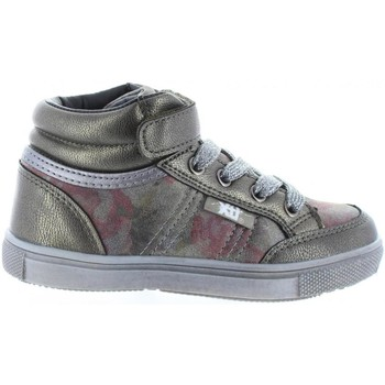 Chaussures Fille Baskets montantes Xti 53791 Gris