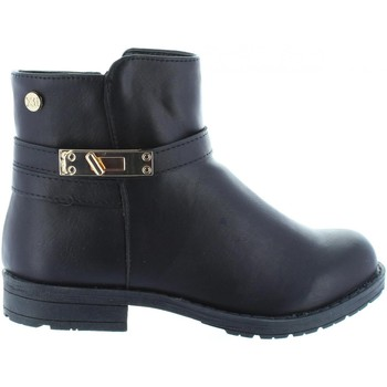 Chaussures Fille Bottines Xti 53835 Negro