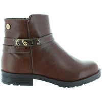 Chaussures Fille Bottines Xti 53835 Marr?n
