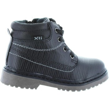 Chaussures Fille Bottines Xti 53914 Negro