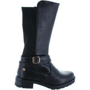 Chaussures Fille Bottes ville Xti 53967 Negro