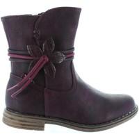 Chaussures Fille Bottes ville Xti 54055 Rojo
