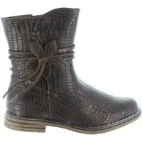 Chaussures Fille Bottes ville Xti 54055 Marr?n