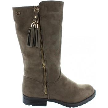 Chaussures Fille Bottes ville Xti 53805 Marrón