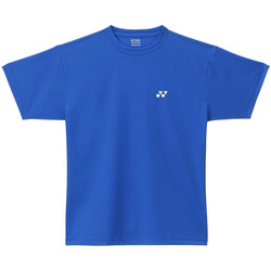 Vêtements T-shirts manches courtes Yonex Tee Shirt Plain Royal Blue