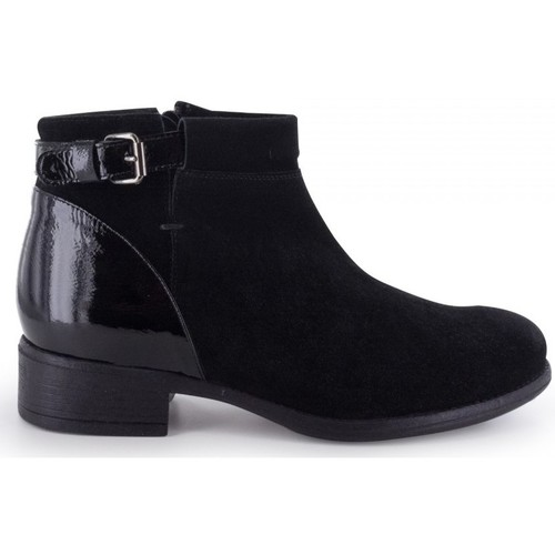 Manas Bottines Noir