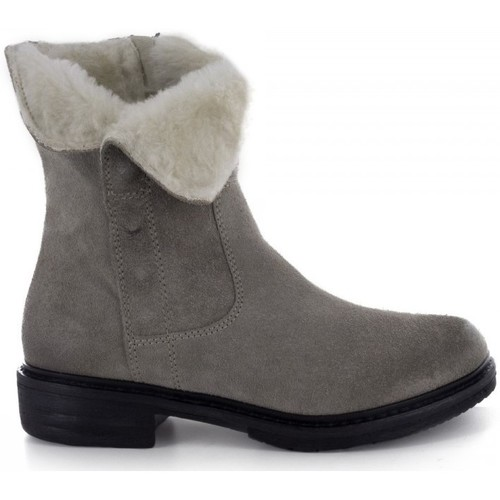 Manas Bottines Gris