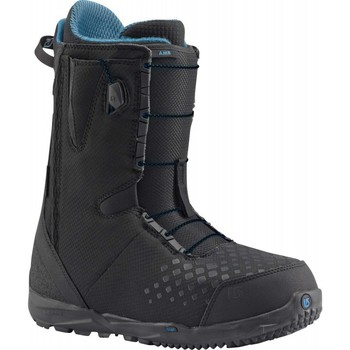 Chaussures Ski Burton BOOTS  AMB BLACK/BLUE 2017 Unicolor