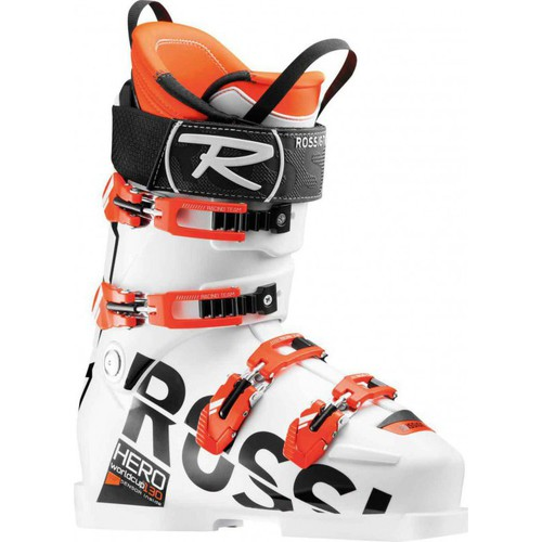 Chaussures Femme Ski Rossignol CHAUSSURES  HERO WORLD CUP SI 130 WHITE 2017 Unicolor
