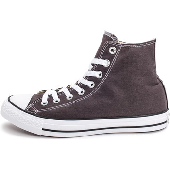 Chaussures Femme Baskets montantes Converse Chuck Taylor All-star Mid Gris