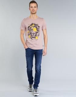 Vêtements Homme Jeans skinny Replay JONDRILL Bleu medium