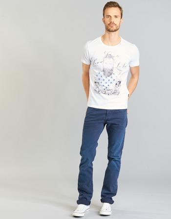 Vêtements Homme Jeans droit Replay WAITOM Marine