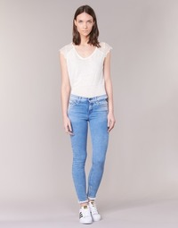 Vêtements Femme Jeans 3/4 & 7/8 Replay JOI Bleu medium