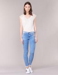 Vêtements Femme Jeans 3/4 & 7/8 Replay JOI Bleu medium