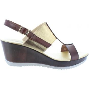 Chaussures Femme Sandales et Nu-pieds Cumbia 30133 Marr?n