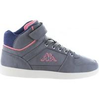 Chaussures Enfant Boots Kappa 303JS30 USSEL Gris