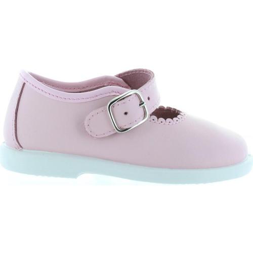 Chaussures Fille Ville basse Garatti PR0062 Rosa