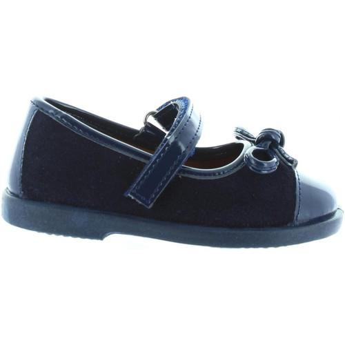 Chaussures Fille Ballerines / babies Garatti PR0064 Azul