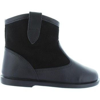 Chaussures Fille Bottes ville Garatti AN0085 Negro