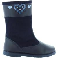 Chaussures Fille Bottes ville Garatti AN0088 Azul