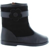 Chaussures Fille Bottes ville Garatti AN0089 Negro
