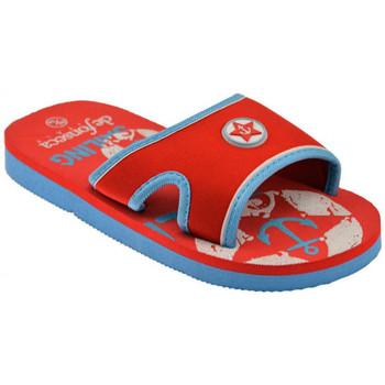 Chaussures Enfant Mules De Fonseca Mastro Fascia Mules rouge
