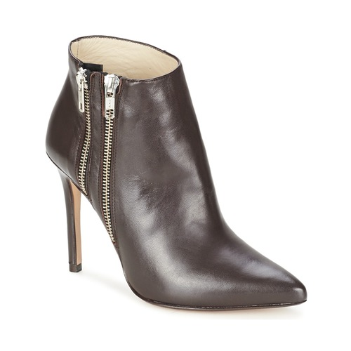 Chaussures Femme Bottines Betty London LUNGSOD Acajou
