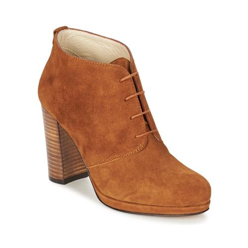 Bottines / Boots Betty London PANAY Camel 350x350